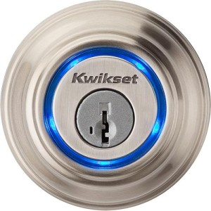 locksmith Spokane kevo deadbolt Kwikset