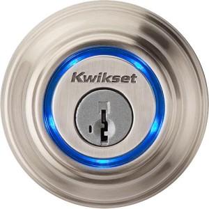 locksmith Spokane kevo deadbolt Kwikset